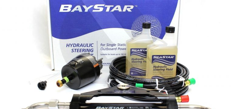 BayStar Hydraulic Steering Kit HK4200A-3 Review